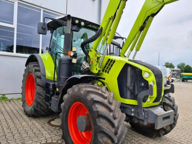 Traktor tipa CLAAS ARION 650 CIS+, Gebrauchtmaschine u Meschede (Slika 1)