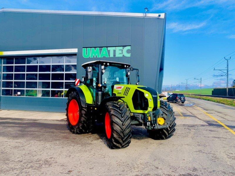 Traktor типа CLAAS Arion 650 CIS+, Ausstellungsmaschine в Domdidier (Фотография 1)