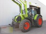 CLAAS ARION 650 CIS mit Frontlader FL 120 C Тракторы