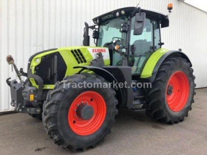 Traktor типа CLAAS arion 650 cis t4 50km/h, Gebrauchtmaschine в CHEMINOT (57 - MOSELLE) (Фотография 1)