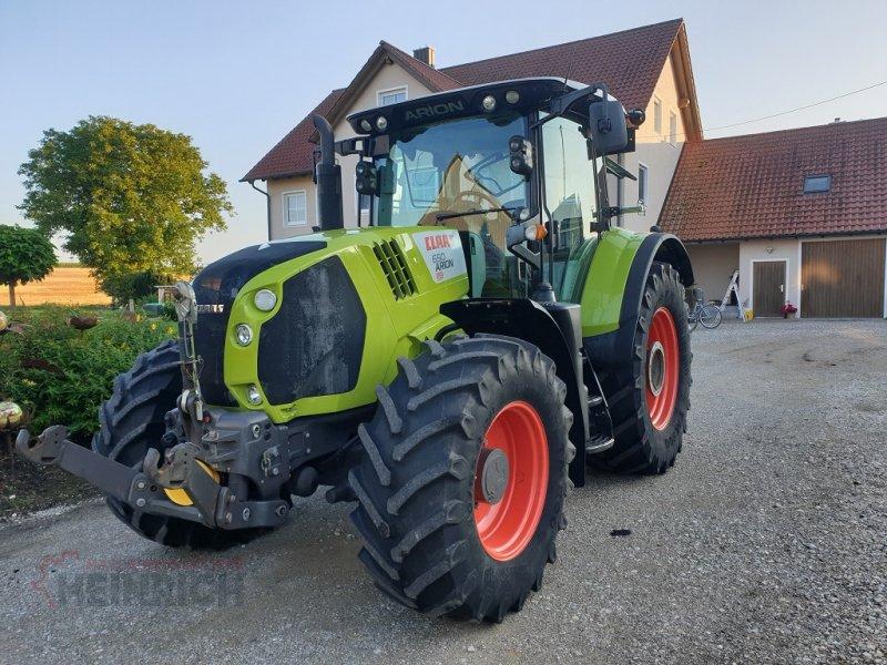 Traktor des Typs CLAAS Arion 650 CIS *Werkstattgeprüft*  *großer KD neu*, Gebrauchtmaschine in Ehekirchen (Bild 1)
