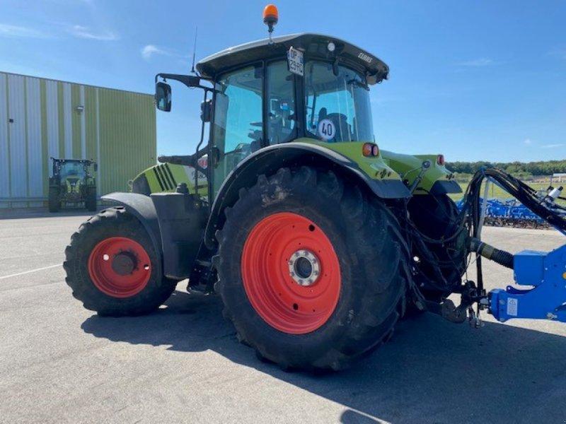 Traktor типа CLAAS ARION 650 CIS, Gebrauchtmaschine в VESOUL (Фотография 4)