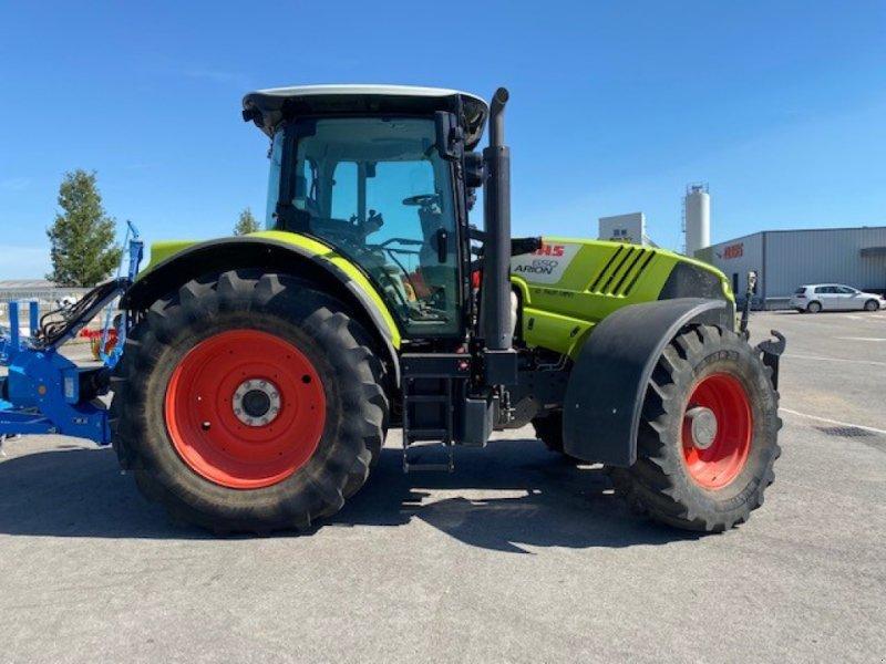 Traktor типа CLAAS ARION 650 CIS, Gebrauchtmaschine в VESOUL (Фотография 3)