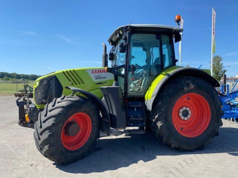 Traktor типа CLAAS ARION 650 CIS, Gebrauchtmaschine в VESOUL (Фотография 2)
