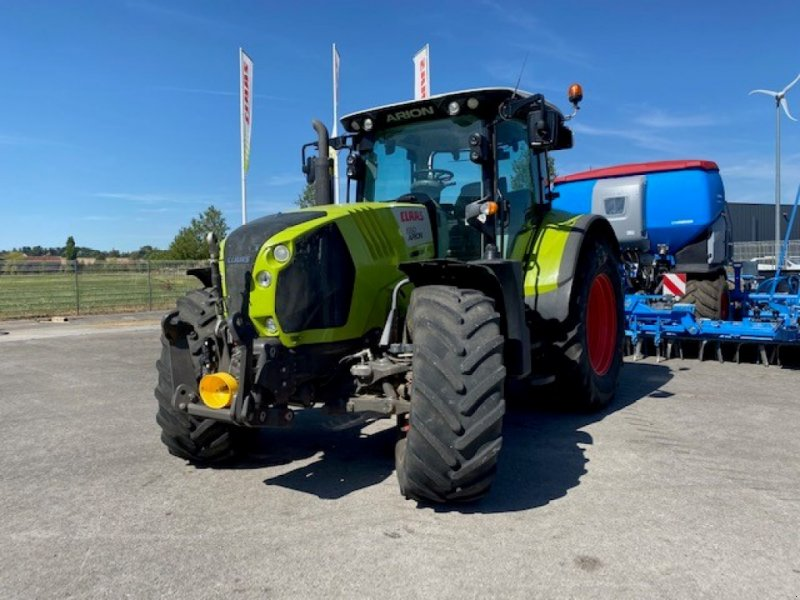 Traktor типа CLAAS ARION 650 CIS, Gebrauchtmaschine в VESOUL (Фотография 1)