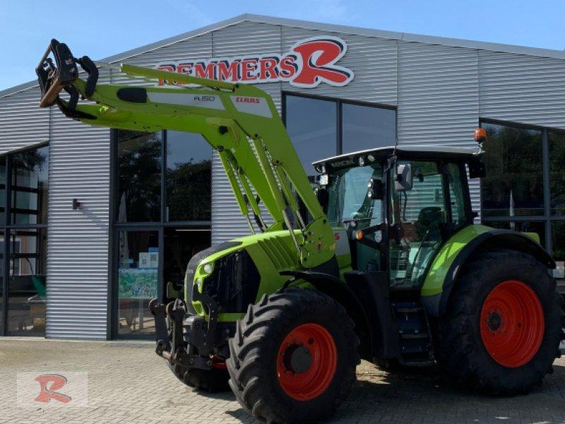 Traktor des Typs CLAAS Arion 650 CIS, Gebrauchtmaschine in Reepsholt (Bild 1)
