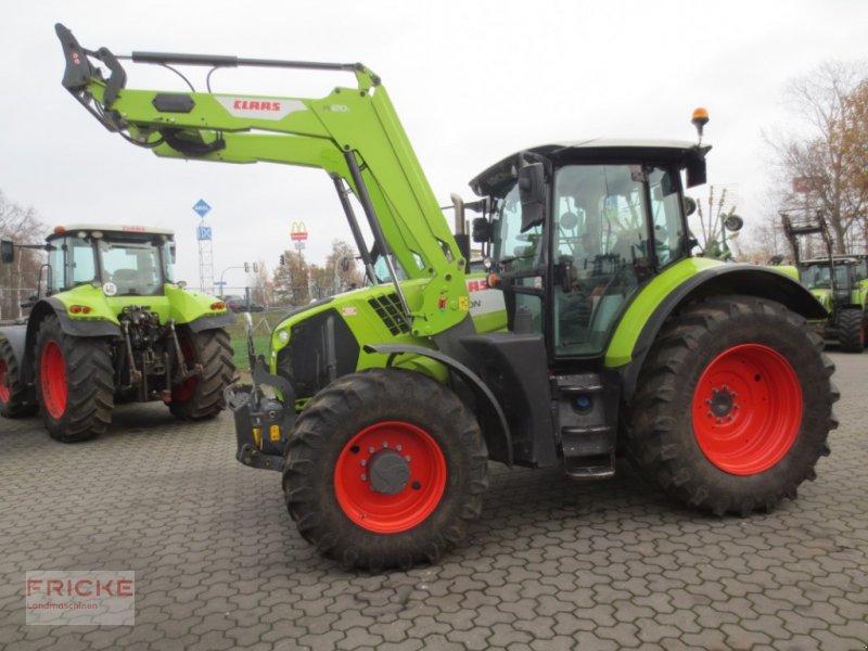 Traktor des Typs CLAAS Arion 650 CIS, Gebrauchtmaschine in Bockel - Gyhum (Bild 1)