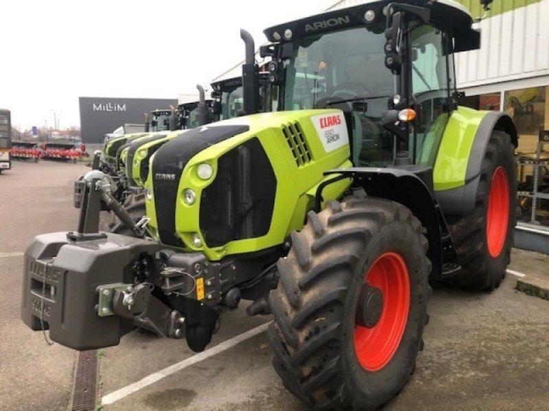 Traktor tipa CLAAS arion 650 cmatic (a37/400), Gebrauchtmaschine u BLENDECQUES (Slika 1)