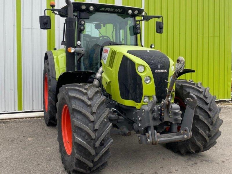 Traktor tipa CLAAS arion 650 cmatic (a37/400), Gebrauchtmaschine u ST ANDIOL (Slika 1)