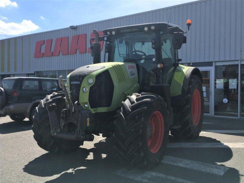 Traktor tipa CLAAS arion 650 cmatic (a37/400), Gebrauchtmaschine u ARNAGE (Slika 1)
