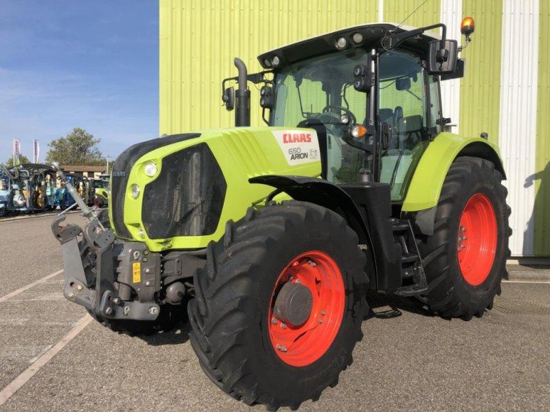 Traktor tipa CLAAS arion 650 cmatic (a37/400), Gebrauchtmaschine u AILLAS (33 - GIRONDE) (Slika 1)