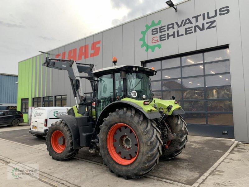 Traktor des Typs CLAAS Arion 650 CMatic Cebis, Gebrauchtmaschine in Rittersdorf (Bild 8)