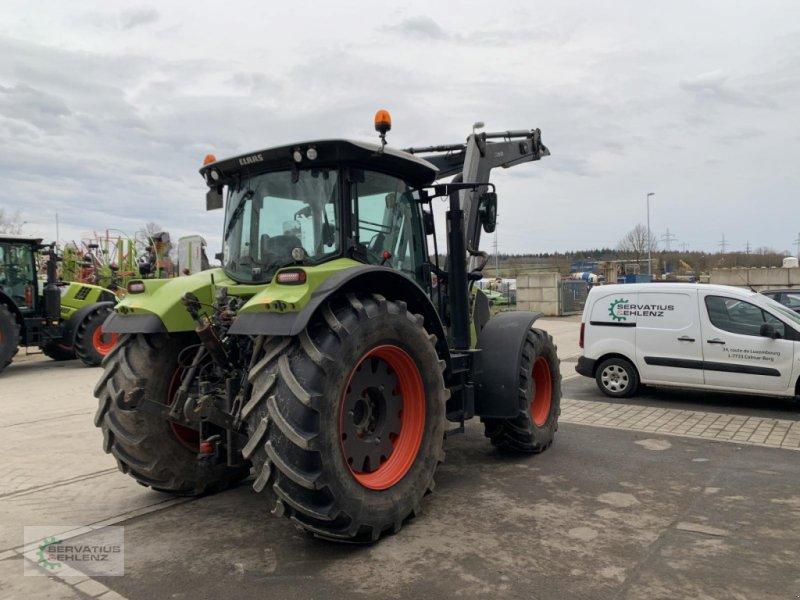 Traktor des Typs CLAAS Arion 650 CMatic Cebis, Gebrauchtmaschine in Rittersdorf (Bild 6)