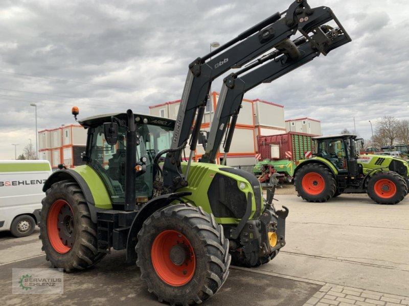 Traktor des Typs CLAAS Arion 650 CMatic Cebis, Gebrauchtmaschine in Rittersdorf (Bild 3)