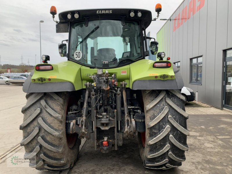 Traktor des Typs CLAAS Arion 650 CMatic Cebis, Gebrauchtmaschine in Rittersdorf (Bild 7)