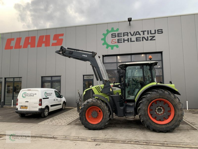 Traktor des Typs CLAAS Arion 650 CMatic Cebis, Gebrauchtmaschine in Rittersdorf (Bild 9)