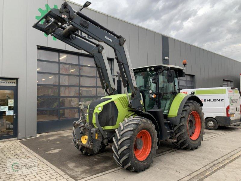 Traktor des Typs CLAAS Arion 650 CMatic Cebis, Gebrauchtmaschine in Rittersdorf (Bild 1)