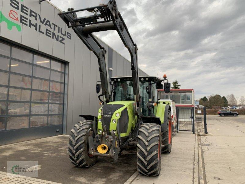Traktor des Typs CLAAS Arion 650 CMatic Cebis, Gebrauchtmaschine in Rittersdorf (Bild 2)