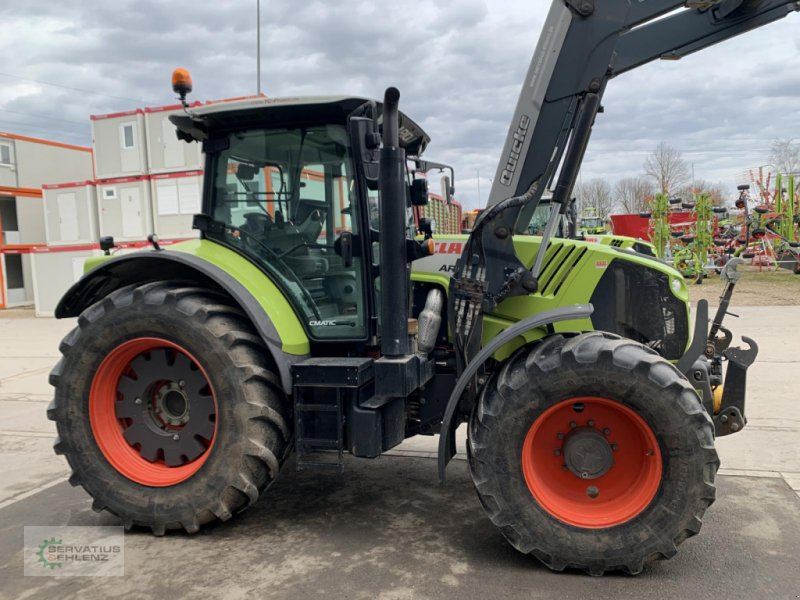 Traktor des Typs CLAAS Arion 650 CMatic Cebis, Gebrauchtmaschine in Rittersdorf (Bild 5)