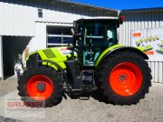 CLAAS ARION 650 CMATIC CEBIS Traktor