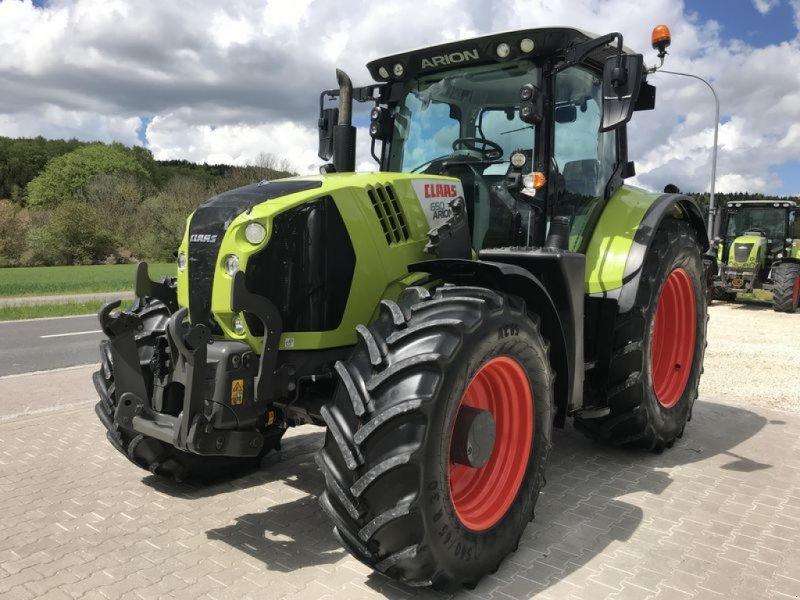 Traktor a típus CLAAS ARION 650 CMATIC  CIS+, Gebrauchtmaschine ekkor: Birgland (Kép 1)
