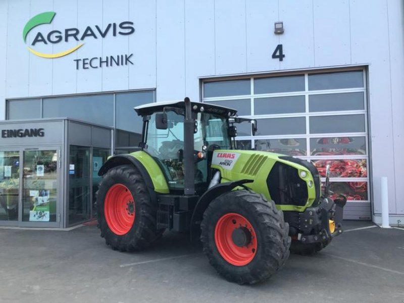 Traktor tipa CLAAS ARION 650 CMATIC CIS+, Gebrauchtmaschine u Fritzlar (Slika 1)
