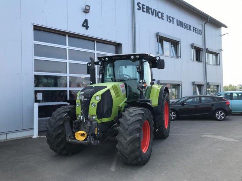 Traktor des Typs CLAAS ARION 650 CMATIC CIS+, Gebrauchtmaschine in Fritzlar (Bild 4)