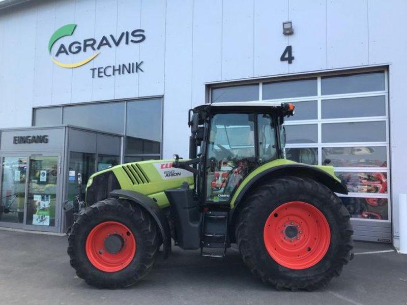 Traktor des Typs CLAAS ARION 650 CMATIC CIS+, Gebrauchtmaschine in Fritzlar (Bild 6)