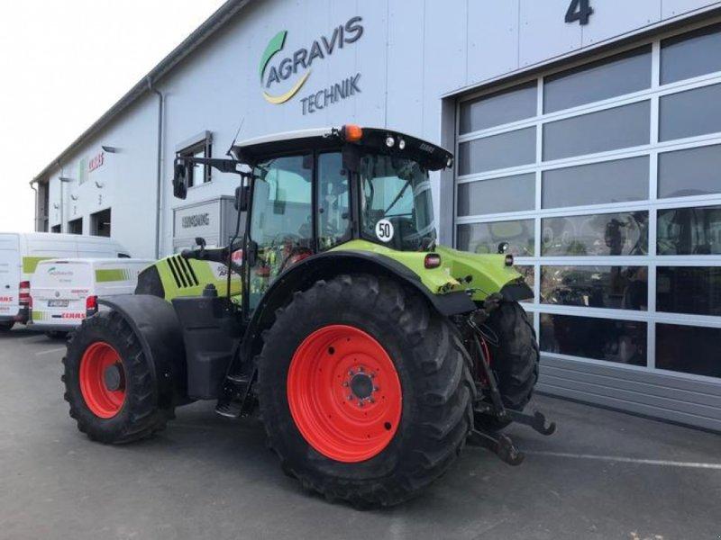 Traktor des Typs CLAAS ARION 650 CMATIC CIS+, Gebrauchtmaschine in Fritzlar (Bild 3)