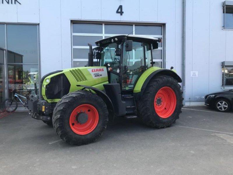 Traktor des Typs CLAAS ARION 650 CMATIC CIS+, Gebrauchtmaschine in Fritzlar (Bild 5)