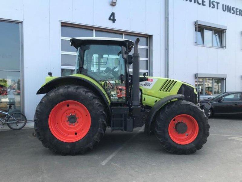 Traktor des Typs CLAAS ARION 650 CMATIC CIS+, Gebrauchtmaschine in Fritzlar (Bild 2)