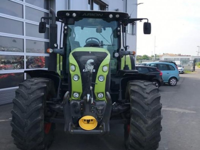 Traktor des Typs CLAAS ARION 650 CMATIC CIS+, Gebrauchtmaschine in Fritzlar (Bild 7)