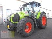 Traktor typu CLAAS ARION 650 CMATIC, FKH + FZW, Gebrauchtmaschine v Ankum
