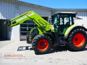 CLAAS Arion 650 CMATIC + Frontlader Трактор