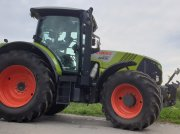 CLAAS Arion 650 cmatic KD Reifen Neu Top Traktor