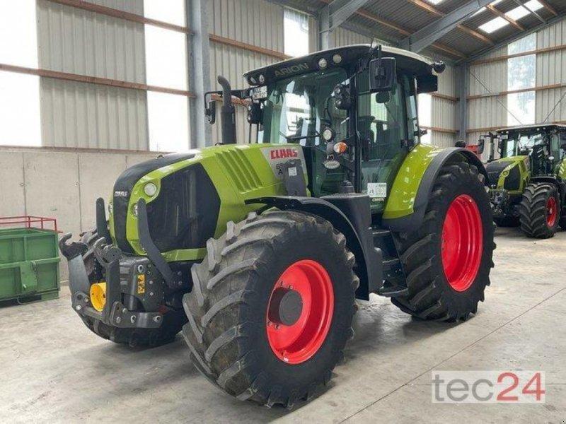 Traktor des Typs CLAAS Arion 650 Cmatic Tier4, Gebrauchtmaschine in Rees (Bild 1)