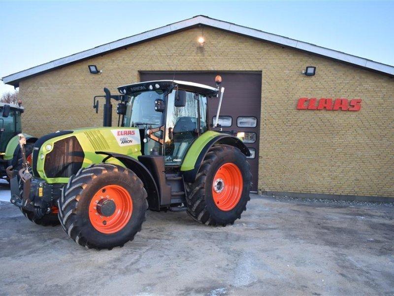 Traktor des Typs CLAAS ARION 650 CMATIC, Gebrauchtmaschine in Grindsted (Bild 1)