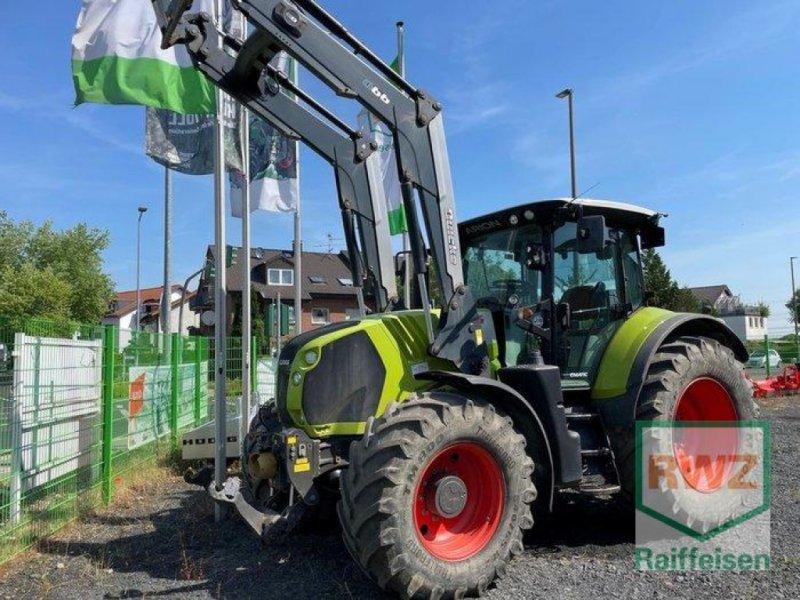 Traktor des Typs CLAAS Arion 650 CMATIC, Gebrauchtmaschine in Bornheim-Roisdorf (Bild 1)