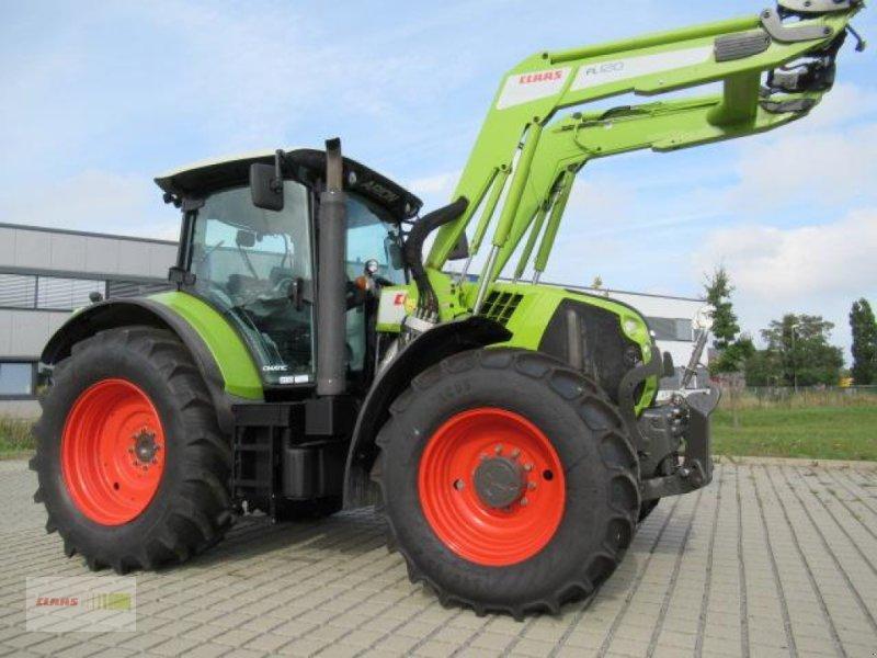 Traktor des Typs CLAAS Arion 650 CMatic, Gebrauchtmaschine in Schwülper (Bild 1)