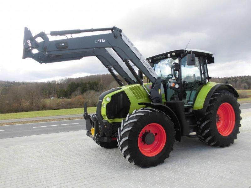 Traktor des Typs CLAAS ARION 650 CMATIC, Gebrauchtmaschine in Birgland (Bild 1)