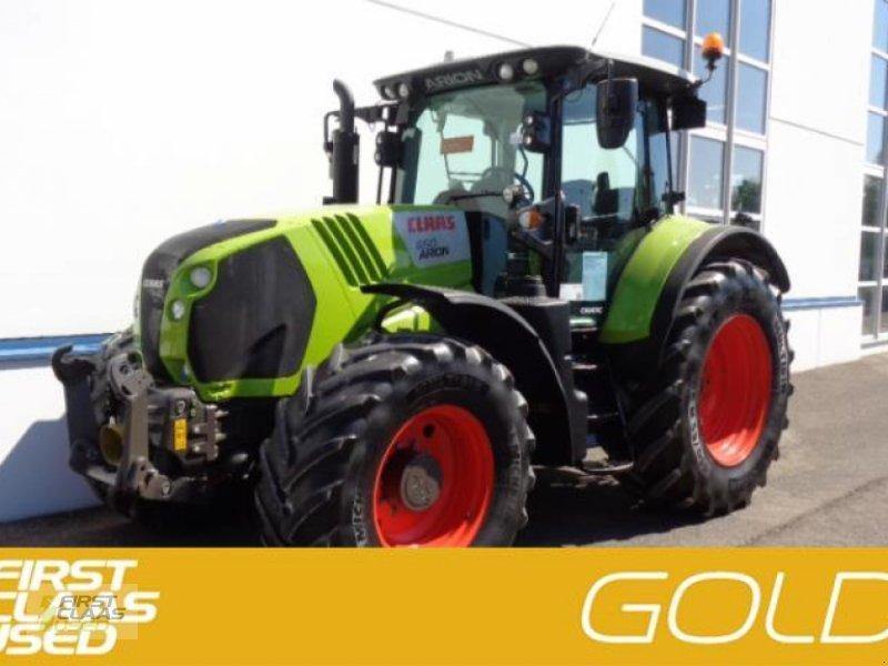 Traktor des Typs CLAAS ARION 650 CMATIC, Gebrauchtmaschine in Langenau (Bild 1)