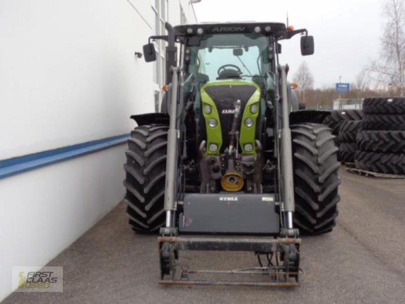 Traktor типа CLAAS ARION 650 CMATIC, Gebrauchtmaschine в Langenau (Фотография 2)