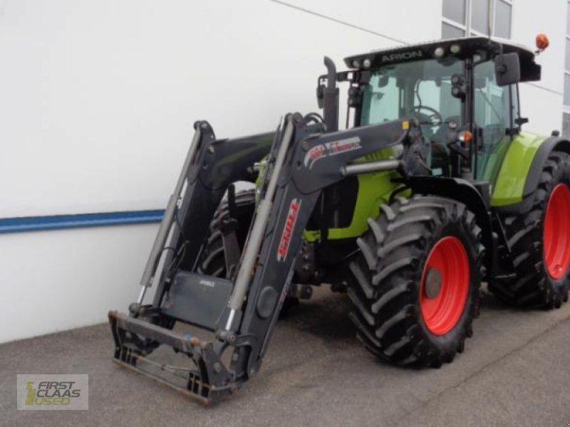 Traktor типа CLAAS ARION 650 CMATIC, Gebrauchtmaschine в Langenau (Фотография 1)