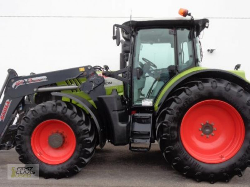 Traktor типа CLAAS ARION 650 CMATIC, Gebrauchtmaschine в Langenau (Фотография 4)