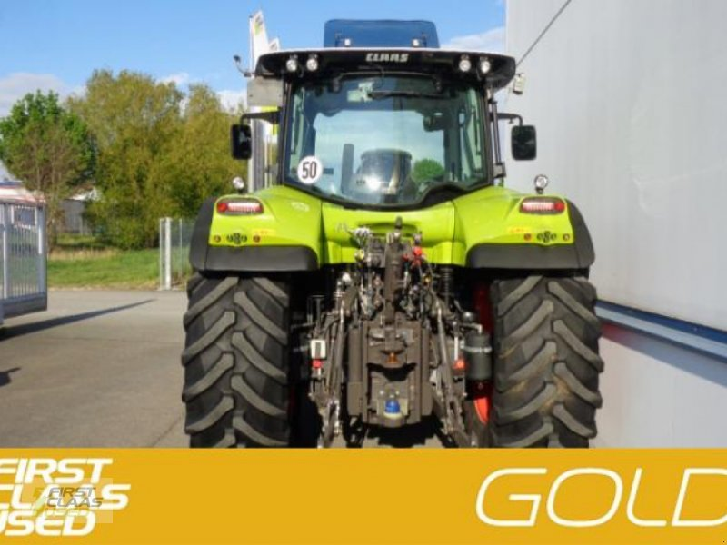 Traktor a típus CLAAS ARION 650 CMATIC, Gebrauchtmaschine ekkor: Langenau (Kép 6)