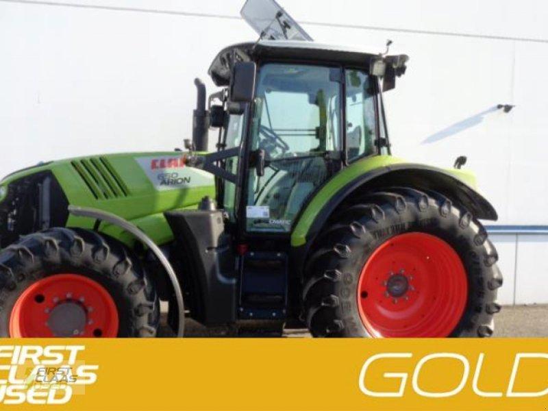 Traktor a típus CLAAS ARION 650 CMATIC, Gebrauchtmaschine ekkor: Langenau (Kép 5)