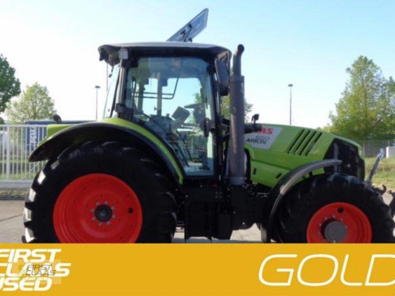 Traktor a típus CLAAS ARION 650 CMATIC, Gebrauchtmaschine ekkor: Langenau (Kép 3)