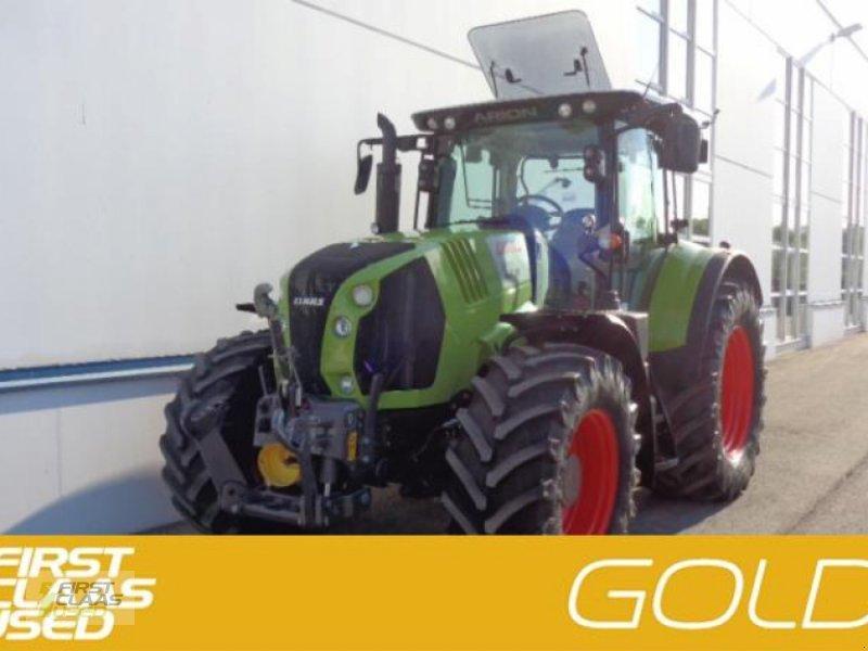 Traktor a típus CLAAS ARION 650 CMATIC, Gebrauchtmaschine ekkor: Langenau (Kép 1)