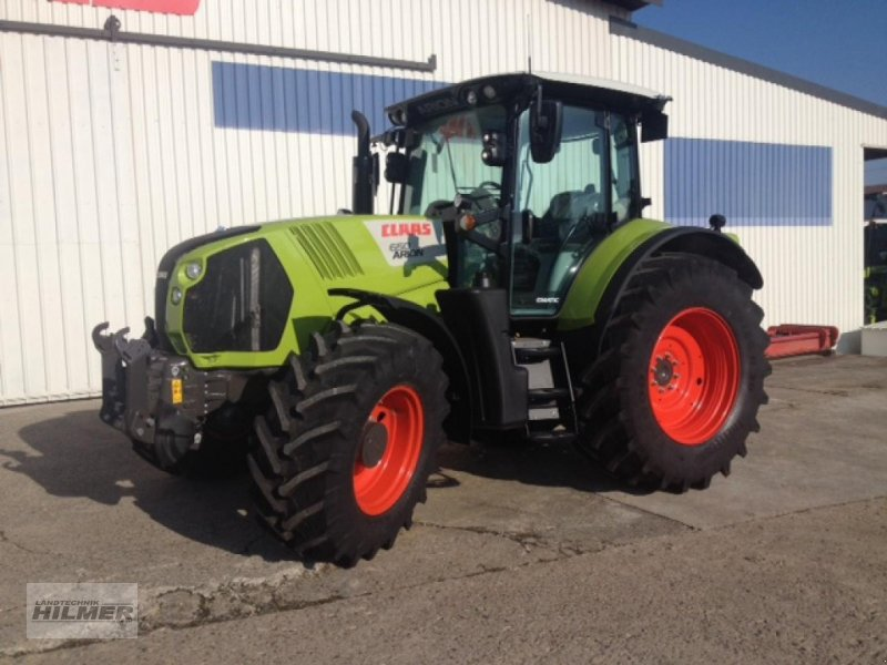 Traktor des Typs CLAAS Arion 650 CMATIC, Neumaschine in Moringen (Bild 1)