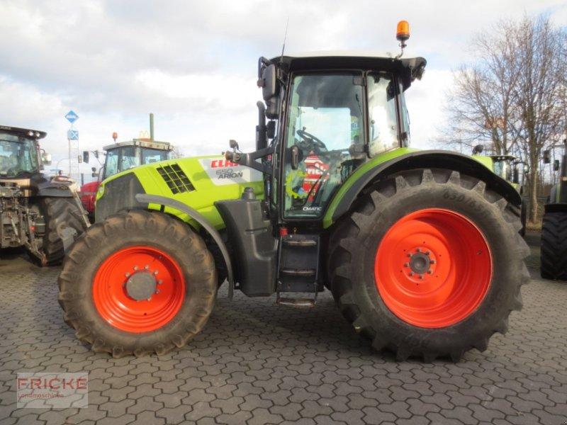 Traktor des Typs CLAAS ARION 650 CMATIC, Gebrauchtmaschine in Bockel - Gyhum (Bild 1)